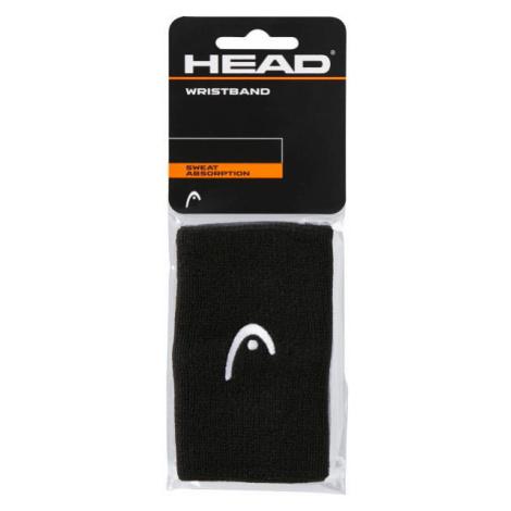 Head WRISTBAND 5 black - Wristband