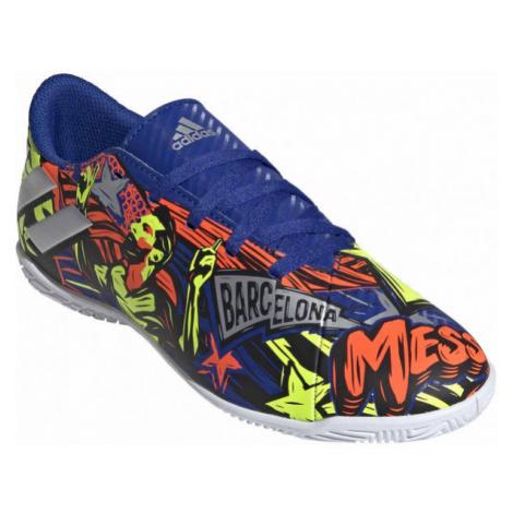adidas NEMEZIZ MESSI 19.4 IN J - Children's indoor court shoes