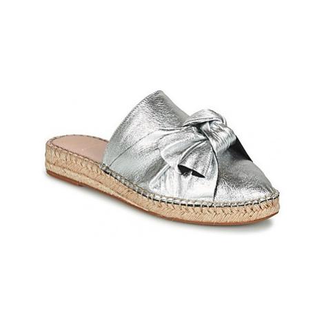 KG by Kurt Geiger NIAMH women's Mules / Casual Shoes in Silver KG Kurt Geiger