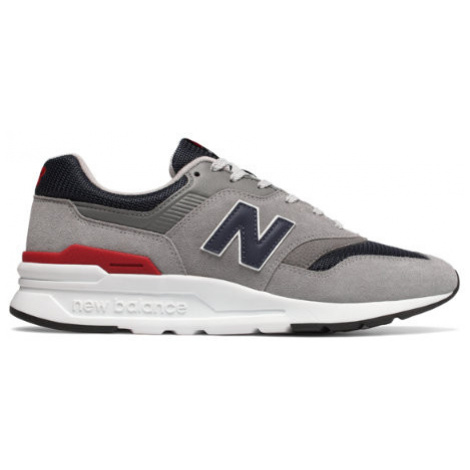 New Balance 997H Shoes - Team Away Grey/Pigment