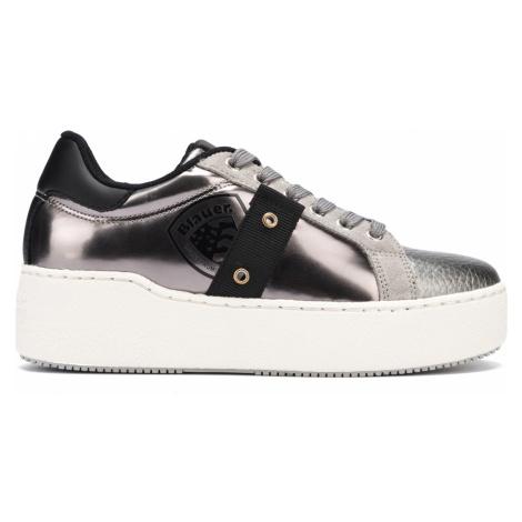 Blauer Madeline Sneakers Silver