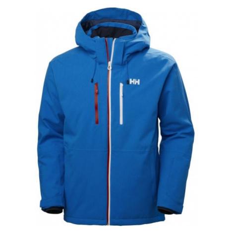 Helly Hansen JUNIPER 3.0 JACKET blue - Men's ski jacket
