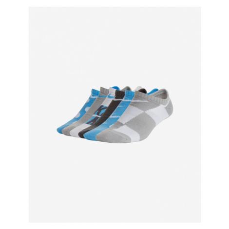 Nike Everyday Socks 6 pcs kids Blue White Grey