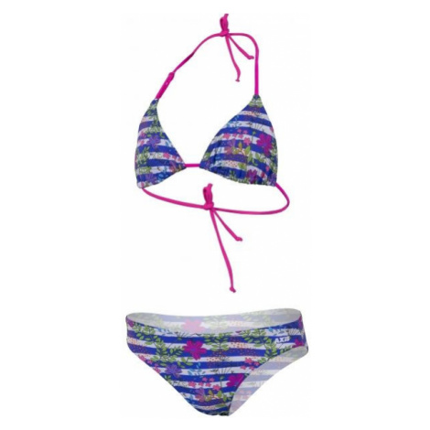 Axis GIRLS' TWO-PIECE SWIMSUIT blue - Girls' two-piece swimsuit