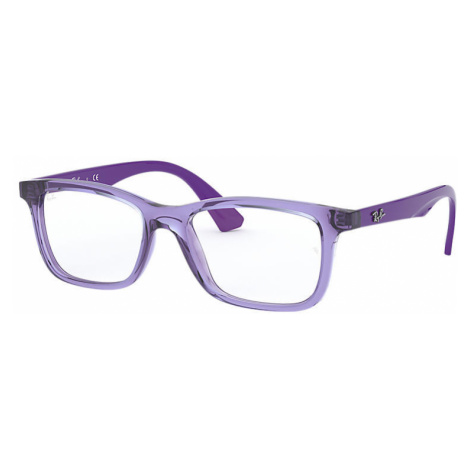 Ray-Ban Rb1562 Unisex Optical Lenses: Multicolor, Frame: Violet - RB1562 3688 48-16