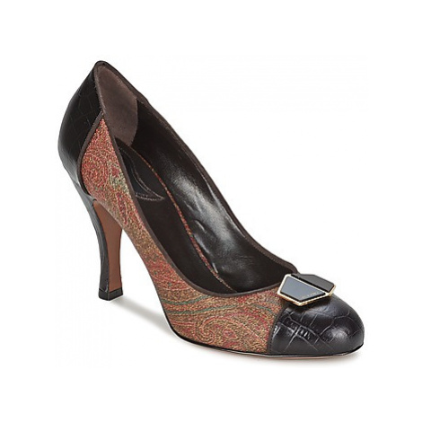 Etro 3074 women's Court Shoes in Brown