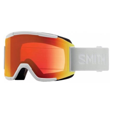 Smith SQUAD white - Ski goggles