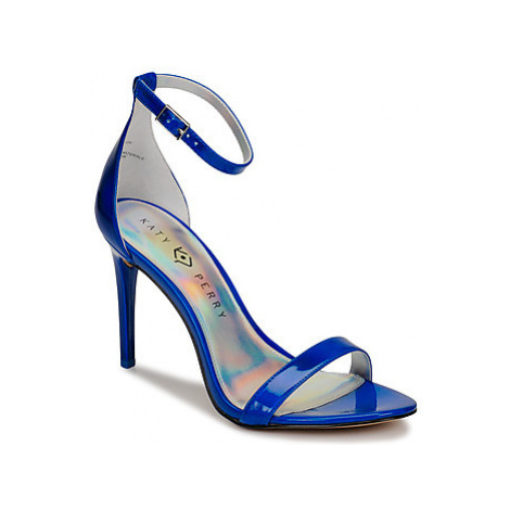 Katy Perry THE JAMIE women's Sandals in Blue
