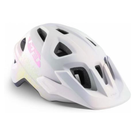 Met ELDAR BABY white - Children's cycling helmet