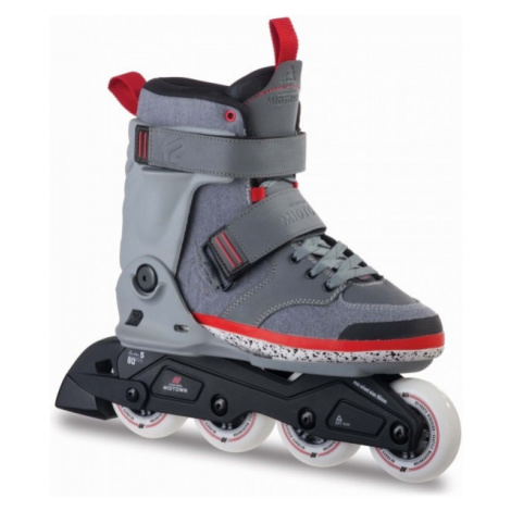 K2 MIDTOWN GRAY - Men's roller skates