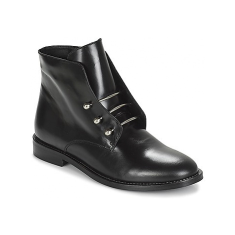 Jonak DHAVLEN women's Mid Boots in Black