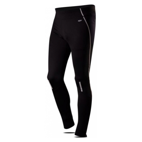 Black men's sports leggings