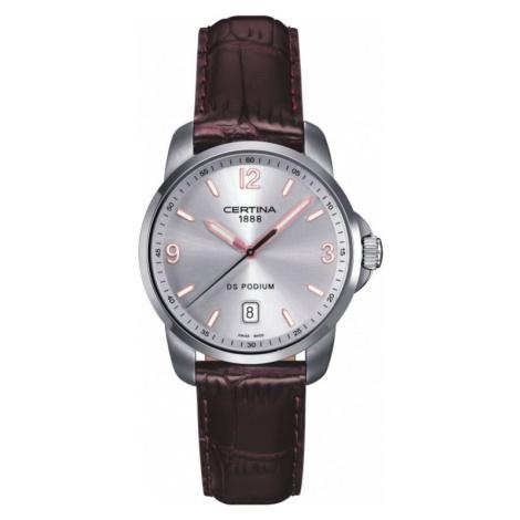 Certina DS Podium Watch C0014101603701