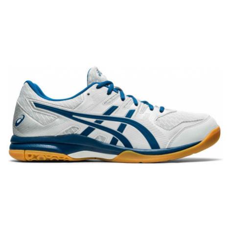 Asics GEL-ROCKET 9 white - Men's tennis shoes