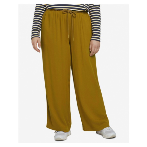 Tom Tailor Trousers Brown