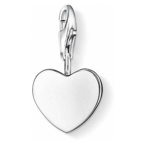 Thomas Sabo Silver Heart Charm