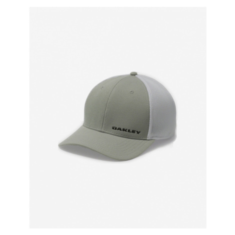 Oakley Bark Trucker 4.0 Cap Grey