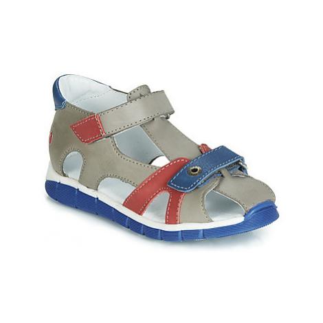 GBB CATANO boys's Children's Sandals in Grey