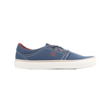 DC Shoes DC Trase TX ADYS300126-VGO men's Shoes (Trainers) in Blue