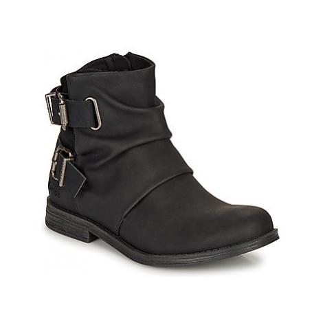 Blowfish Malibu REMIXY women's Mid Boots in Black