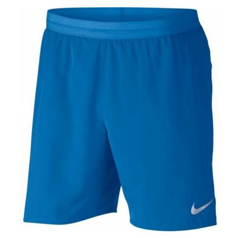 Nike FLX STRIDE SHORT BF 7IN blue - Men's sports shorts