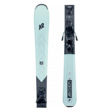 K2 ANTHEM 75 + ERP 10 QUIKCLIK - Women's allmountain skis with binding