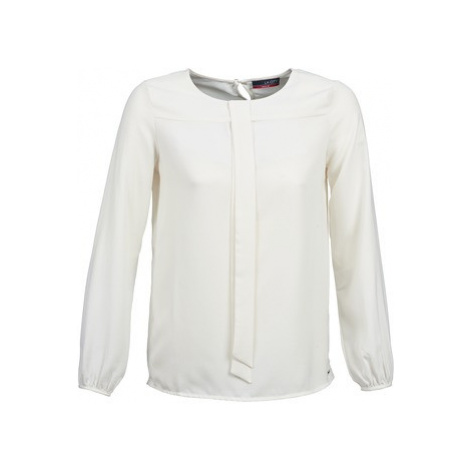 La City GUENAELLE women's Blouse in White