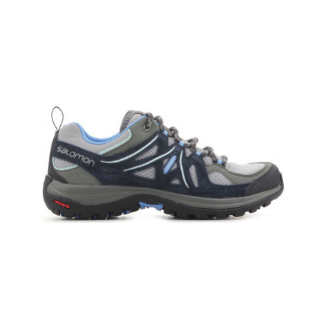 Salomon Ellipse 2 Aero W 379206 women's Walking Boots in Multicolour