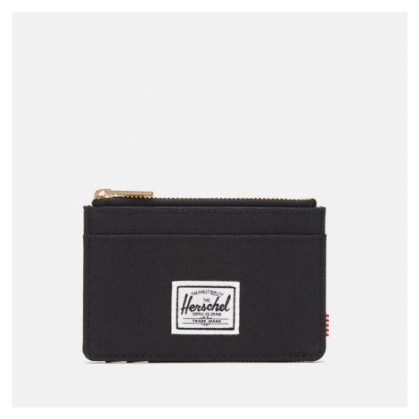 Herschel Supply Co. Men's Oscar Small Wallet - Black