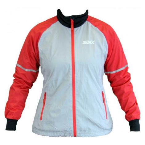 Swix XCOUNTRY W beige - Women's universal sports jacket