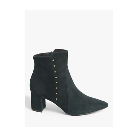 Peter Kaiser Bioni Suede Stud Ankle Boots