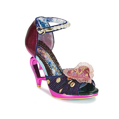Irregular Choice SHOELY NOT women's Sandals in Pink