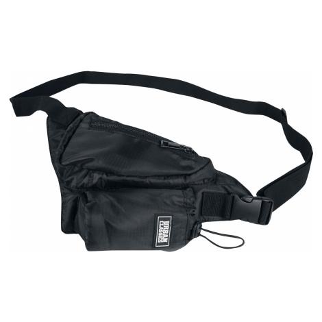 Urban Classics - Shoulder Bag with Can Holder - Shoulder bag - black