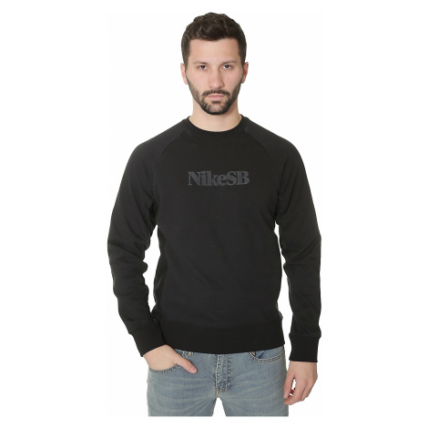 sweatshirt Nike SB Dry Everett Crew - 010/Black/Antracite