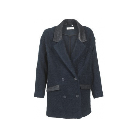 Naf Naf ADELAIDE women's Coat in Blue