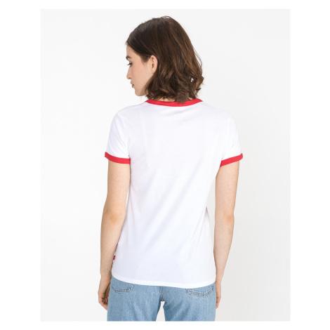 Levi's Perfect Ringer Hello Kitty T-shirt White Levi´s