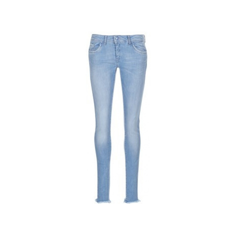 Kaporal PIA women's Skinny Jeans in Blue