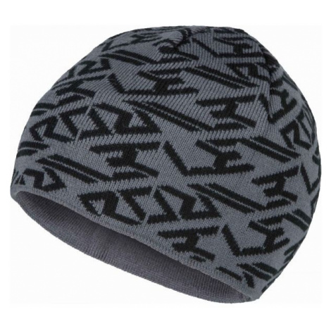 Lewro JEFRY grey - Boys' knitted hat