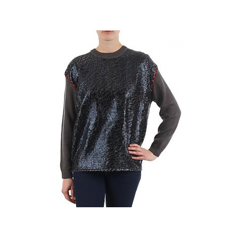 Eleven Paris TWIGGY WOMEN women's Sweater in Grey