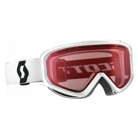 Scott FACT white - Ski goggles