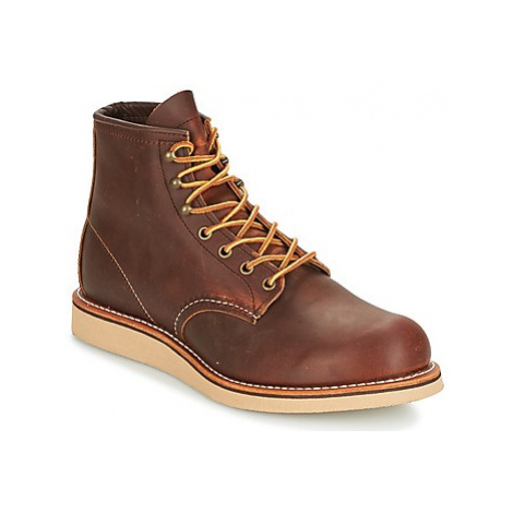 Red Wing ROVER men's Mid Boots in Brown