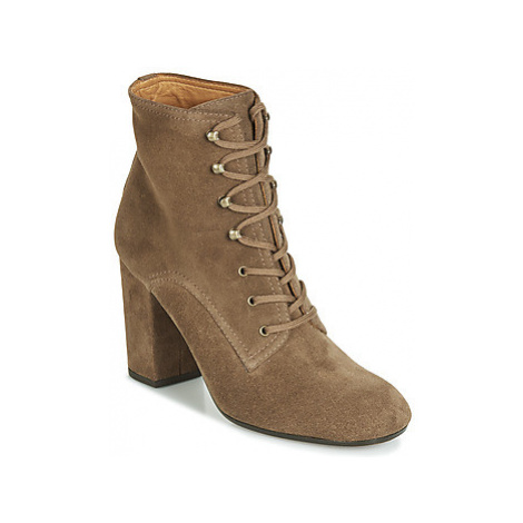 Chie Mihara GOLETA women's Low Ankle Boots in Grey