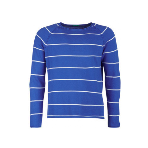Benetton BOLEO men's Sweater in Blue United Colors of Benetton