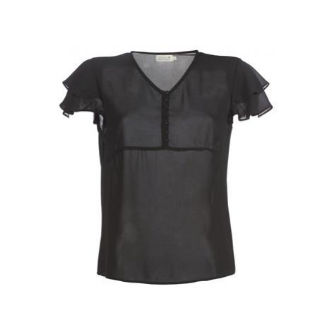 Molly Bracken MOLLIUVE women's Blouse in Black