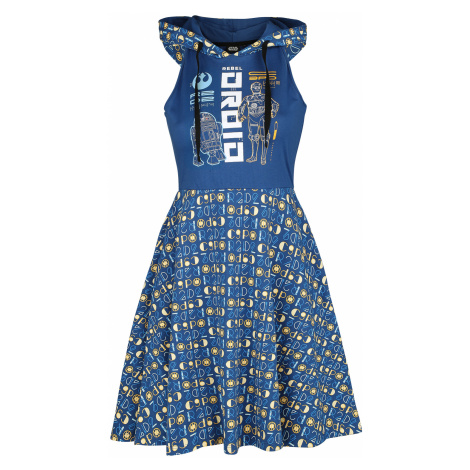 Star Wars - Rebel - Dress - dark blue