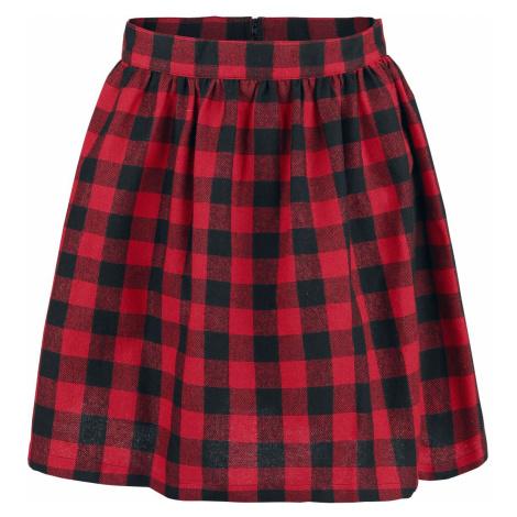 Black Premium by EMP Sweet Things Short skirt red