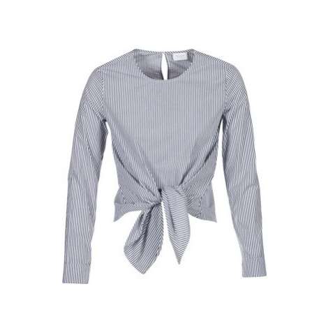 Vila VIJUSTY women's Blouse in Grey