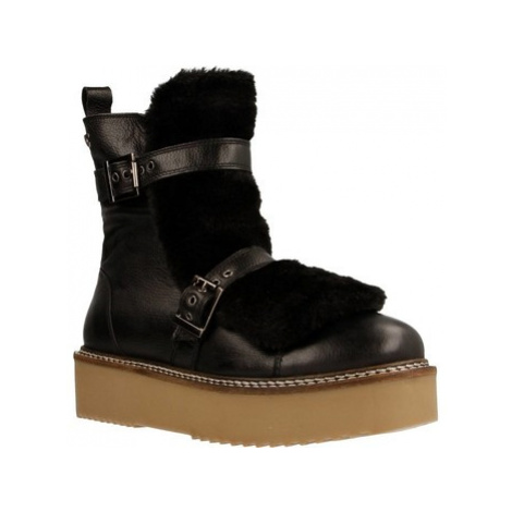 Gioseppo 42003G women's Low Ankle Boots in Black