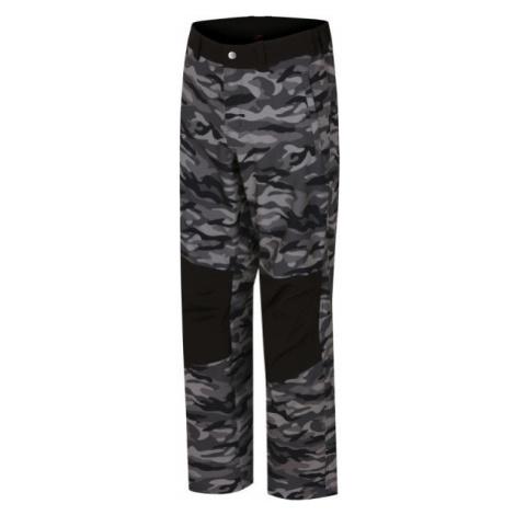 Hannah METTY dark gray - Men's softshell pants