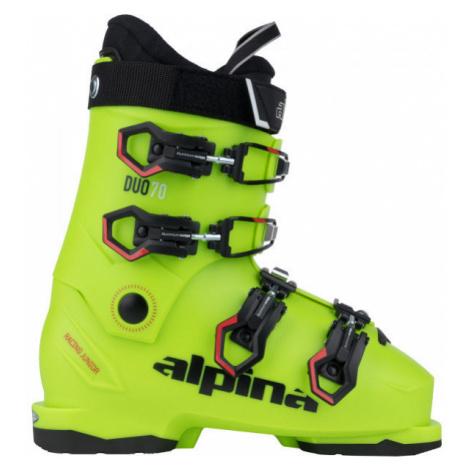 Alpina DUO 70 - Children's downhill ski boots